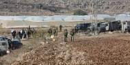 الاحتلال يجري عمليات مسح وتصوير لـ25 دونما في الخليل