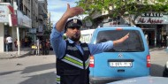 مرور غزة: 11 حادث سير نتج عنها 7 إصابات خلال 24 ساعة