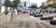 خاص بالفيديو والصور|| تيار الإصلاح ينظم وقفة للمطالبة بالإفراج عن جثامين الشهداء في مقابر الأرقام