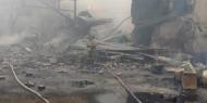 روسيا: مقتل 15 شخصا في حريق مصنع متفجرات