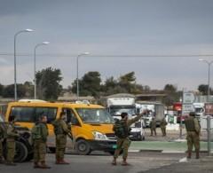 """إعلام عبري: إطلاق نار تجاه مستوطنة """"معاليه لڤوناه"""" قرب نابلس"""